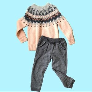 Baby GAP Sweater and Pants